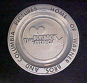Burbank Studios Collector Metal Plate (Image1)