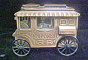 Popcorn Trolley Bank