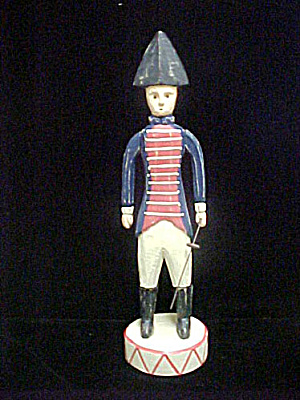 Period England Soldier - Folk Art