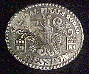 National Finals Rodeo - Hesston NFR 1984 (Image1)