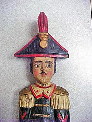 Vintage Napoleon Era Style Soldier Figure (Image1)