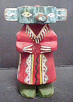 Native American Kachina - 20th Century (Image1)