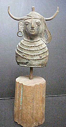 Mystery Warrior Bust - 20th Century (Image1)