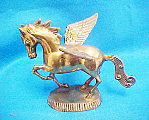 Pegasus Mythical Flying Metal Horse