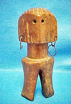 Africa - Congo: Zande Tribe Figure (Image1)