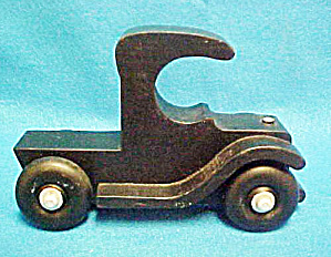 Large Wooden Truck (Image1)