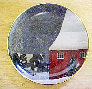 Barnyard Christmas - American Folk Art (Image1)