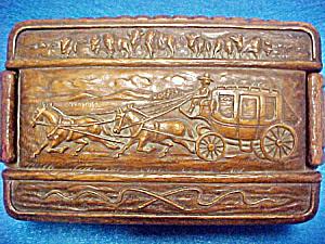 Western SyrocoWood Valet Box - Vintage (Image1)