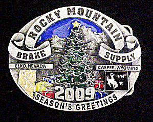 Rocky Mountain Brake Supply Belt Buckle (Image1)