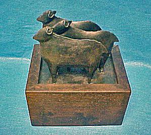 Stylized Sheep Art Box (Image1)