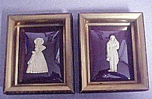 3-D Silhouettes/Figures - Vintage (Image1)