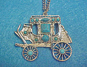 Stage Coach Pendant  (Image1)