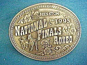 Hesston National Finals Rodeo 1995 (Image1)