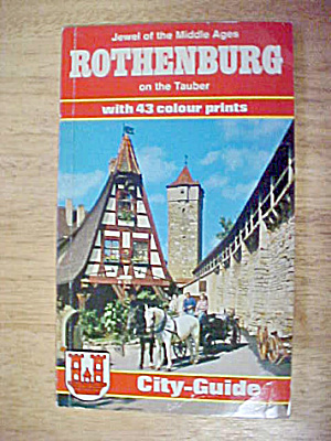 Rothenburg, Germany  - City Guide  (Image1)