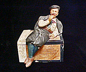 Habanna  Colorado  Figural Ceramic Cigar Box (Image1)