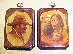 Western Prints - Cowboy/Native American (Image1)