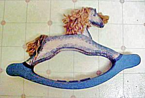 Wooden Horse Rocker (Image1)