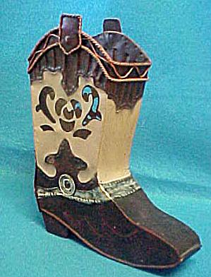 Cowboy Boot Votive Candleholder (Image1)