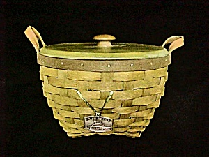 Longaberger Work Basket - John Deere