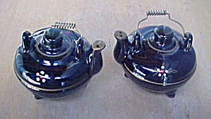 Tea Pots Salt/pepper Shakers