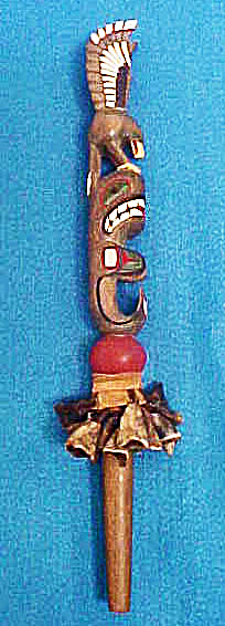 Talking Stick - Cicero August Master Carver (Image1)
