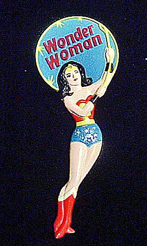 Avon Wonder Woman Hand Mirror