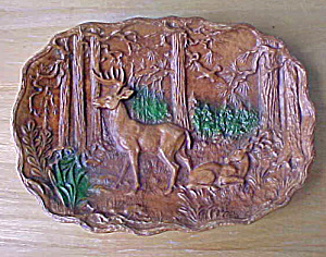 Deer Plate (Image1)