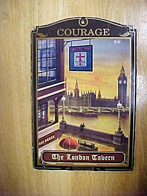 London Tavern Pub  Sign (Image1)