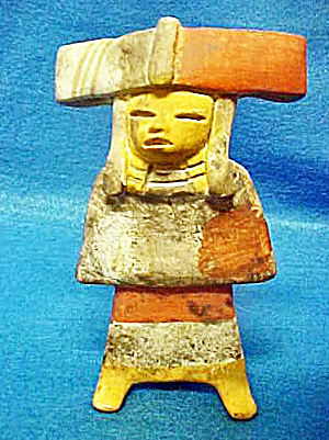 Pre-columbian Style Female Figure