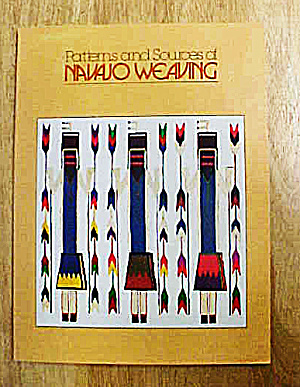 Navajo Weaving - Patterns and Sources of  (Image1)