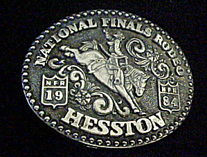 Hesston Junior Finals Rodeo - 1984
