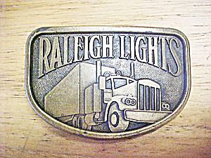Raleigh Lights - 18 Wheeler Belt Buckle (Image1)