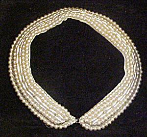Glass Pearl Sweater Collar (Image1)