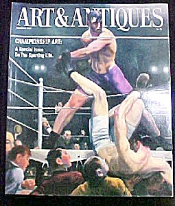 Art & Antiques Magazine - Summer 1987 (Image1)