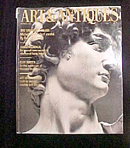 Art & Antiques Magazine - October 1987