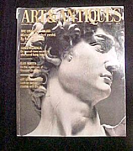Art & Antiques Magazine - October 1987 (Image1)