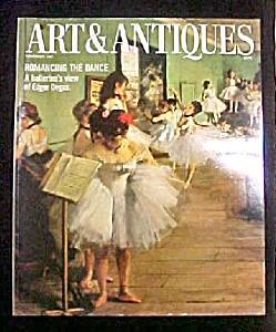 Art & Antiques Magazine - November 1987 (Image1)