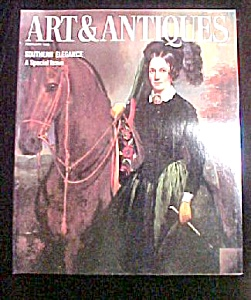 Art & Antiques Magazine - February 1988