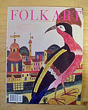 Folk Art Magazine - Spring 2003 (Image1)