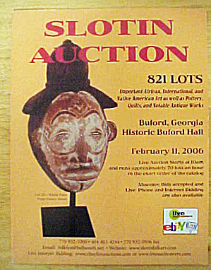 Slotin Auction - February 2006 (Image1)