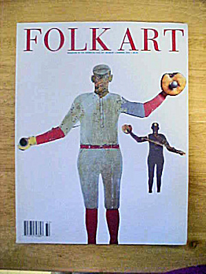 Folk Art Magazine - Summer 2003