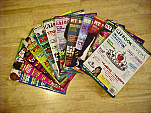 RT Book Reviews  Magazines - Year 2009 (Image1)