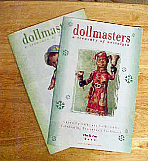 Dollmasters Catalogs - 2005