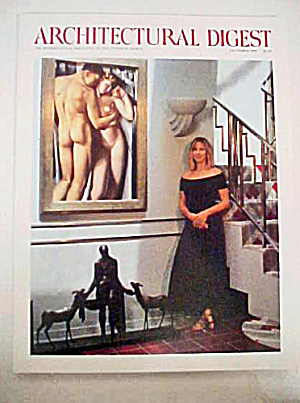 Architectural Digest - December 1993 (Image1)