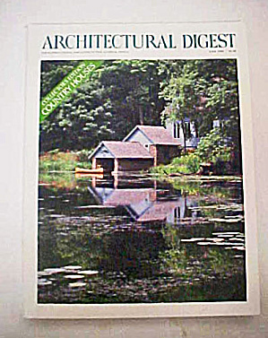 Architectural Digest - June 1990 (Image1)