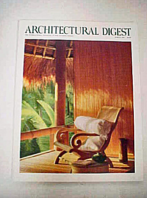 Architectural Digest - March 1994 (Image1)