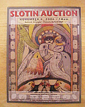 Slotin Auction Catalog - November 2006 (Image1)