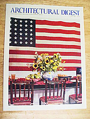 Architectural Digest - July 1994 (Image1)