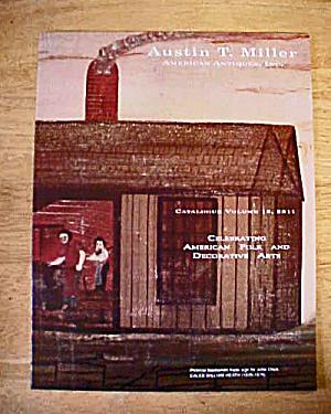 Austin T. Miller - American Antiques - 2011 (Image1)