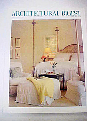 Architectural Digest - April 1995